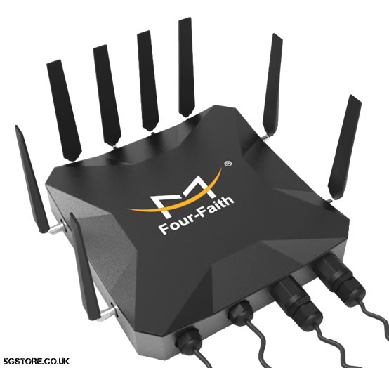 F-NR200 Industrial 5G Router