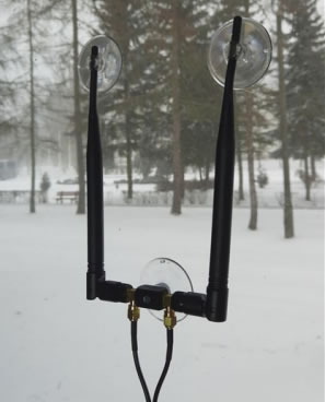 MiMo 4G Window Antenna